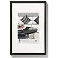 Walther Chair AJ070B 50 x 70 cm Aluminium Photo Frame, Black