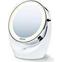 Beurer BS49 Illuminated LED Cosmetic Mirror - Battery Operated