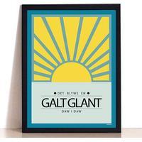Galt Glant Plakat