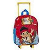 Jake & The Never Land Pirates 27891 Travel Trolley with Junior Backpack, 32 cm