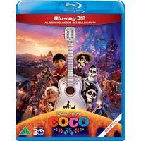 Disney Pixar 19: Coco (3D Blu-Ray)