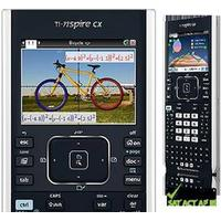 Texas Instruments Texas TI-Nspire CX graphing calculator uk manual