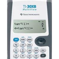 Texas TI-30XB MV calculator uk manual