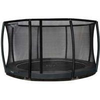 Etan garden trampoline Inground Premium Gold incl. safety net 305cm
