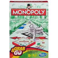 Hasbro Monopol Resespel (Sv)