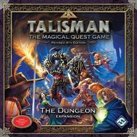 Fantasy Flight Games Talisman: The Dungeon Expansion