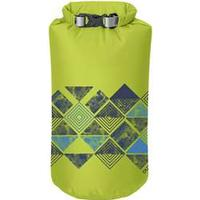 Outdoor Research Graphic Dry Sack 20L Abstract Wrap Lemongrass