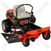 Zoom Series Zero Turn Mower 18hp B&S Intek Eng 107cm Cut 7 hoc Mulch K