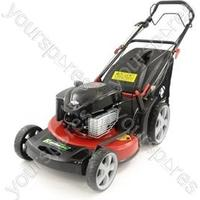 Gardencare Lm53sp Lawnmower B&s Eng 53cm Aluminium Deck