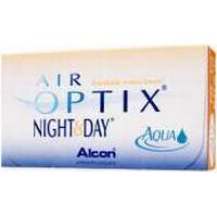Alcon Air Optix Night&Day Aqua / 6