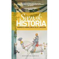 Svensk historia (Häftad, 2018)