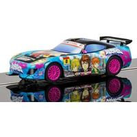 Scalextric 1:32 - Team GT Lightning - Team GT Sunrise (Anime)