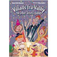 Villads fra Valby skyder året i gang, Hardback