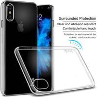 IMAK Crystal Case Skal för iPhone X, Transparent