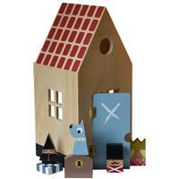 Kids by Friis Put & Play House Fyrtøjet