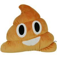 Necknapperz Emoji Poo Soft Toy #nec-emo-ass