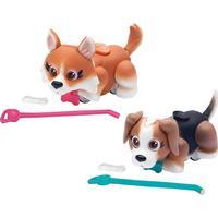 Pet Parade Twin Puppy Pack - Corgi & Beagle