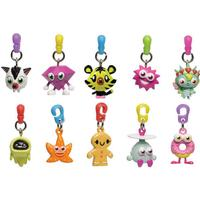 Moshi Monsters Zippsters Zipper Pulls One Supplied
