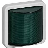 LK OPUS 74 Industri Signallampe LED 230V, konstant/blink, Grøn