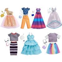 Barbie Complet Look Tøj