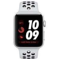 Apple Watch Nike+ GPS Cellular 38mm Silver AL Platinum/Black