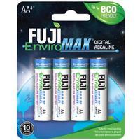FUJI ENVIROMAX LR6/AA Digital Alkaline batterier