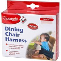 Clippasafe Dining Chair Harness Baby Children Toddler Safety