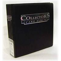 Ultra Pro Collectors Album - Ringbind (Mappe) - Black (Sort) UP81406