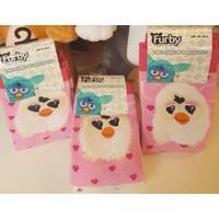 Furby: 'Pink Heart' Girls Sokker/Socks