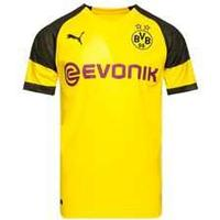 Puma Borussia Dortmund Home Jersey 18/19 Youth