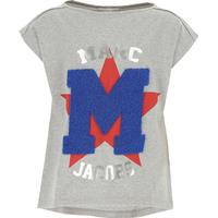 Marc Jacobs Kids T-Shirt for Girls On Sale in Outlet, Grey, Cotton, 2019, 2Y 3Y 5Y 8Y