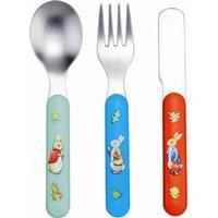 Peter Rabbit Cutlery Set Peter Rabbit 3pcs
