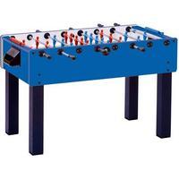 Bandito Sport - Foosball / Fotbollsspel - Kicker Master Cup Teleskop 88 Cm - Blå