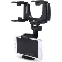 Automatic Clamping Sucker Mount Holder Stand Car Phone Bracket