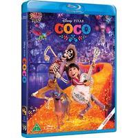Disney Coco Blu-ray
