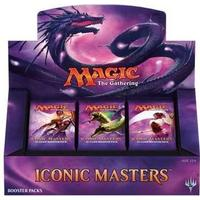 Lautapelit Magic the Gathering: Iconic Masters Booster Packs