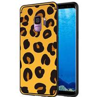 NXE Fashion Samsung Galaxy S9 TPU Cover - Leopard