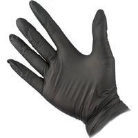 Sibel Nitril handsker Sorte 2 stk. Large