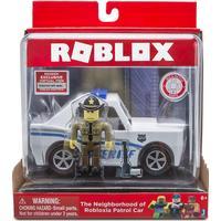Jazwares Roblox The Neighborhood of Robloxia Patrol Car