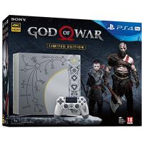 Sony Playstation 4 Pro 1TB - God of War - Limited Edition