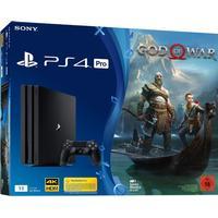 Sony Playstation 4 Pro 1TB - God of War