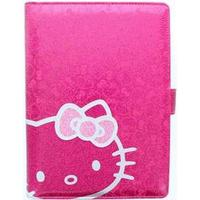 HELLO KITTY Tabletfodral 10-11tum - Rosa