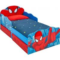 Hello Home Spiderman Seng m/opbevaring