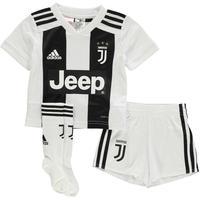 Adidas Juventus FC Home Jersey Mini Kit 18/19 Youth