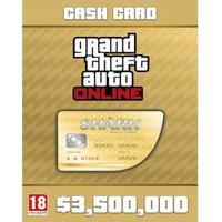 TAKE-TWO INTERACTIVE Grand Theft Auto Online : Whale Shark Cash Card - Digital download / ESD