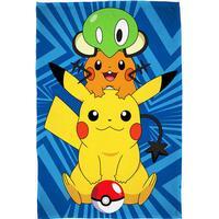 Pokémon Catch Fleecetæppe - 150 cm.