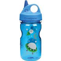 Nalgene Everyday Grip-n-Gulp Drikkeflaske 350ml blå 2019 Plastikflasker
