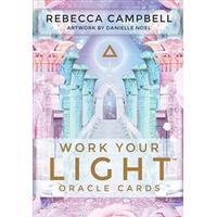 Work Your Light Oracle Cards (Övrigt format, 2018)