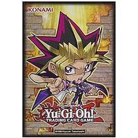 Yu-Gi-Oh Størrelse - Konami - Chibi Yugi Lommer/Sleeves (50 stk.)
