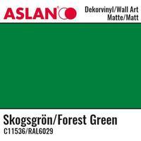 Vinyl Matt - Aslan Folie - 32 x 100 cm - Forest Green